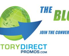 #EcoMonday: Welcome to the Factory Direct Promo Blog