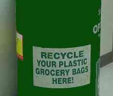 The Facts Behind Plastic Bag Recycling
