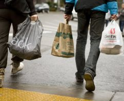 The City of LA Ponders Double Bag Ban