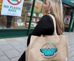 Corvallis Oregon Says Goodbye to Disposable Shopping Bags