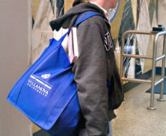 Back To School With Reusable Bags