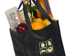 How to Market Your Brand with Custom Grocery Bags
