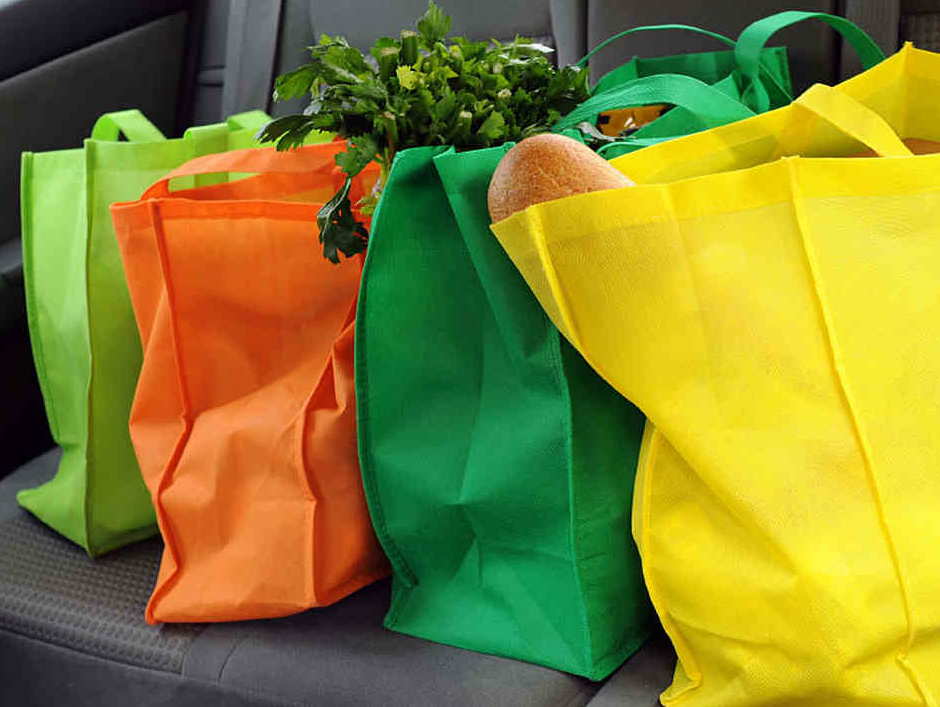 Assign Specific Tasks for Each Reusable Bag to Keep from Cross Contaminating Your Bags