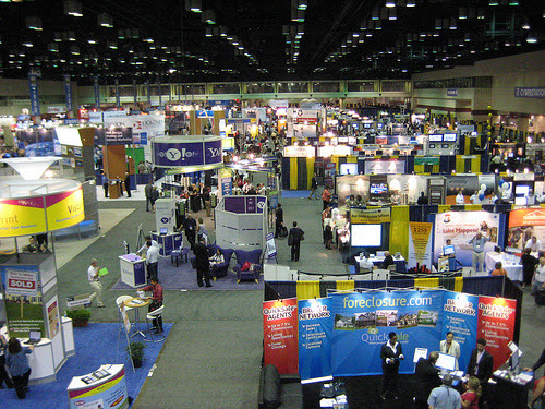 How to Go Eco-Friendly at the Tradeshow