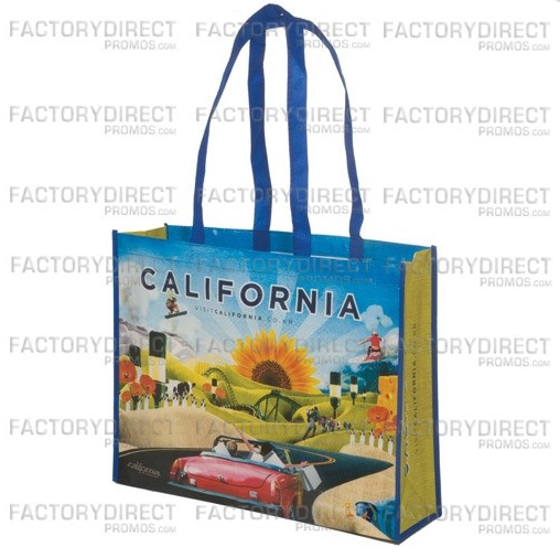 At Factory Direct Promos, we can create just about any custom reusable bag you can dream up
