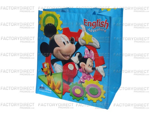 Factory Direct Pricing on Custom Reusable Bags