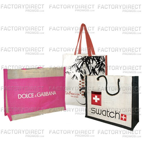 Bring us your custom, promotional tradeshow bag ideas and we will bring them to life!