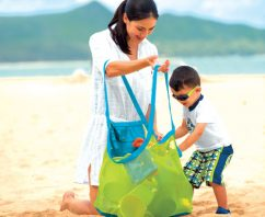 3 Ways to Go Green at the Beach This Summer