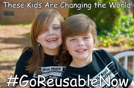 These kids are changing the world