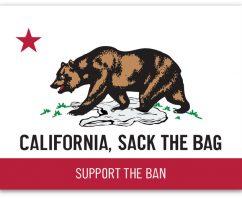 Latest News on Proposed California Bag Ban