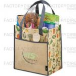 Wholesale non-woven shopping bag from Factory Direct Promos