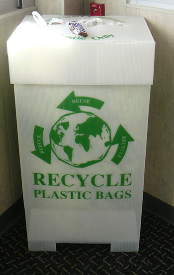 Plastic Bag Recycling Rates Are on The Rise But Much More Work Needs to Be Done