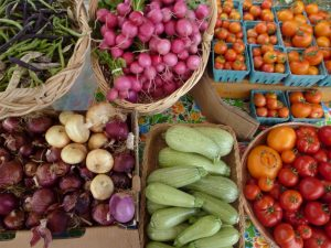 How to Green Your Summer? Buy Local and Organic Fruits and Vegetables