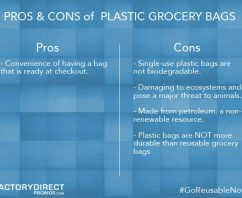 What Are the Pros and Cons of Plastic Bags?