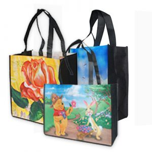 Market Your Brand Eco with a Custom Recycled Grocery Bag