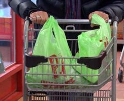 How Many Plastic Bags are Used Each Year in the U.S.?