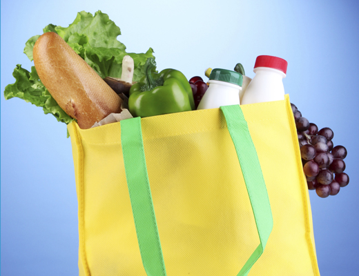 5 reasons we're thankful for reusable grocery bags