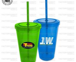 Bottoms Up! Advertising Specialty Institute Says Eco-Friendly Drinkware Works to Market Your Brand