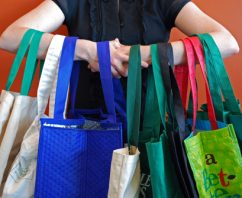 5 Benefits to Marketing with Custom Reusable Bags