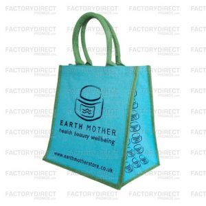 Go Biodegradable and Reusable with a Custom Jute Bag for Your Brand