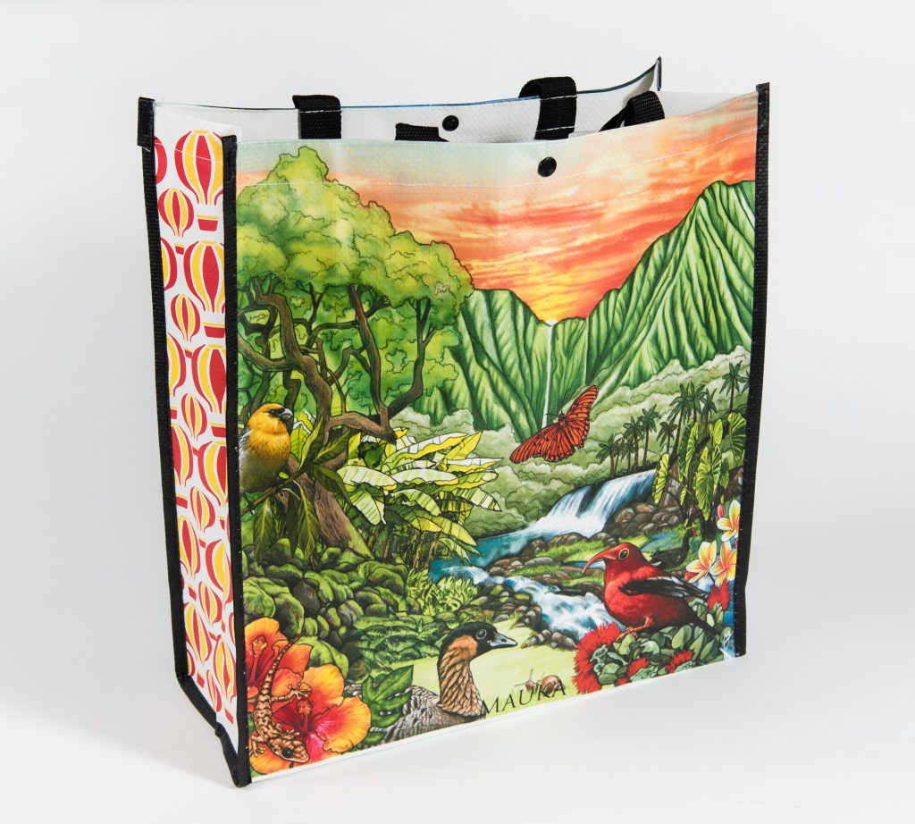 Oahu Bag Ban Inspires Tote Bag Fundraiser for Children's Miracle Network