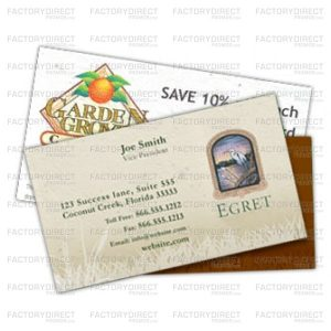 How to Create Memorable Business Card from Seed Paper