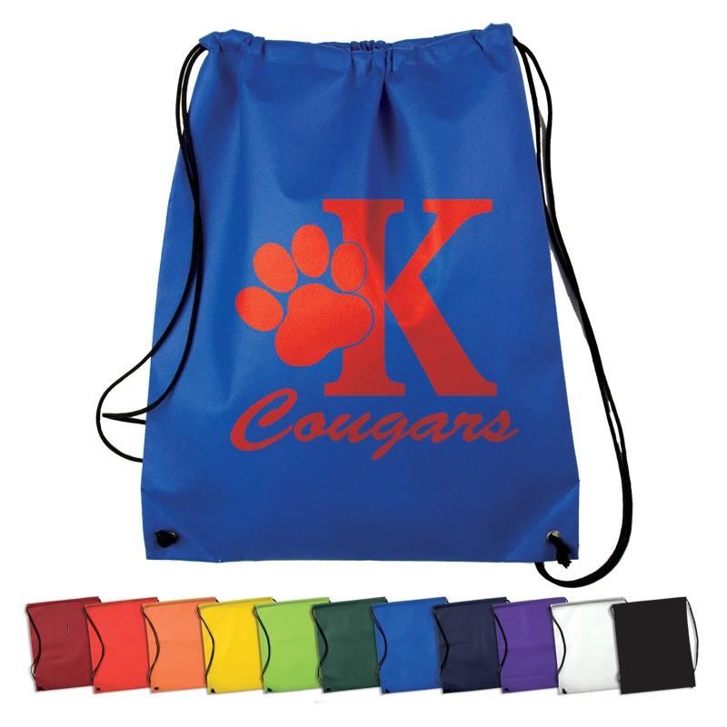 Eco Drawstring Backpacks