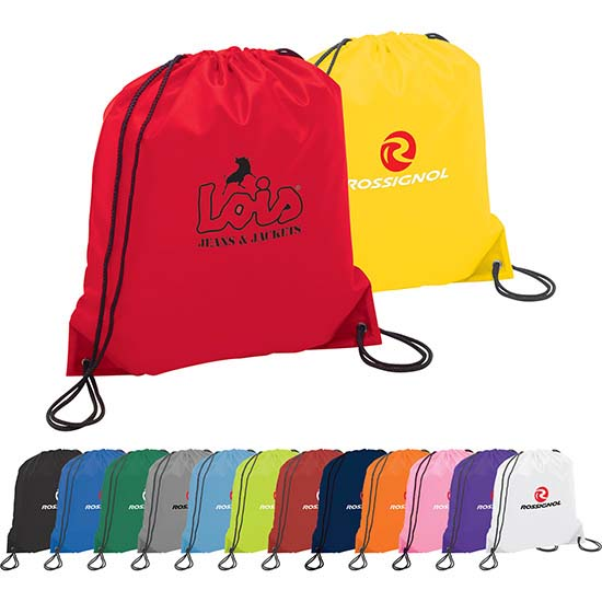 Oriole Drawstring Bags - Assorted Colors