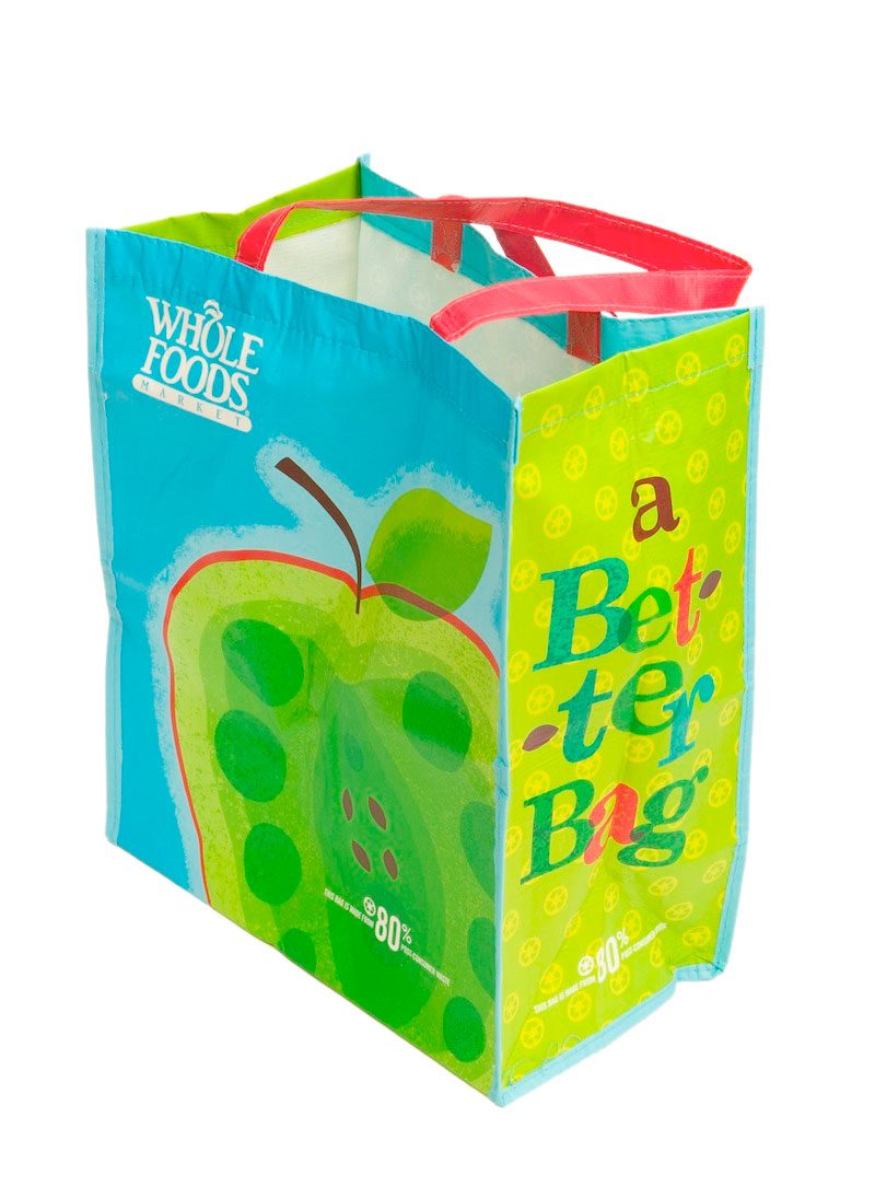 Whole Foods Reusable Grocery Bags Price