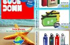 Summer Sale Cool Down on Eco-Friendly Promotional Products