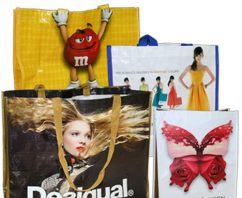 Create Custom Shopping Bags for Marketing or Retail Use at a Reduced Price!