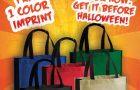 Shop Now for Savings on Reusable Bags for Halloween Marketing!