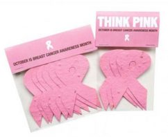 Ideas to Support Breast Cancer Awareness Month In an Eco-Friendly Way