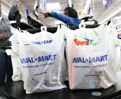 Reusable Shopping Bags, Will Walmart Lead the Way for Consumers?