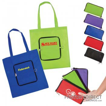 Reusable Tote Bags Make a Marketing Impact