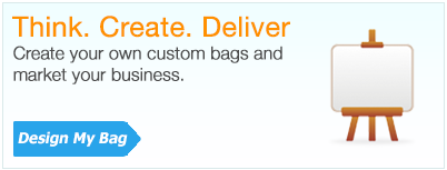 Create your own custom reusable bags and market your business in a sustainable way