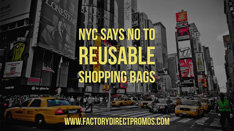 NYC Says no to reusable shopping bags