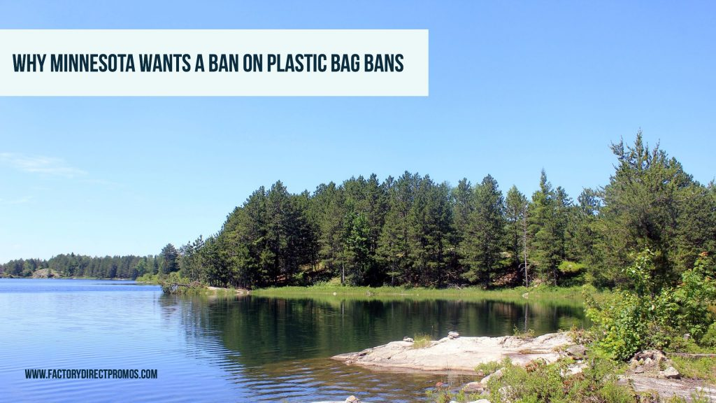 Why Minnesota Wants a Ban on Plastic Bag Bans