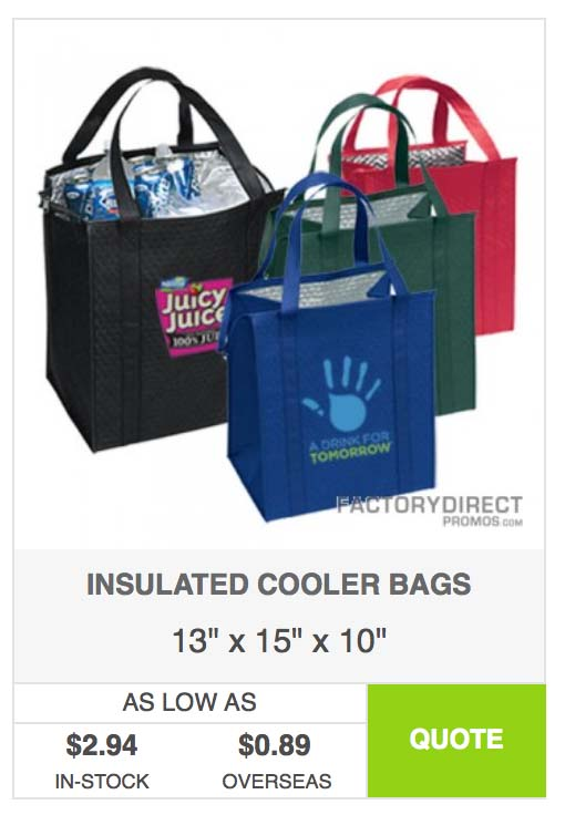 Buy insulated cooler bags at the best price