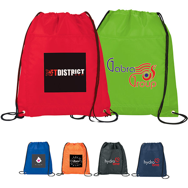 Trade show tote bags