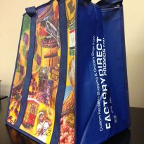 You Can Create Trade Show Marketing Buzz with Our Newest Eco-Life Insulated Tote