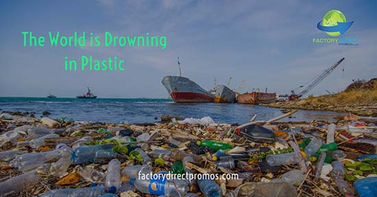 The World is Drowning in Plastic. It is Time for Reusable Bags