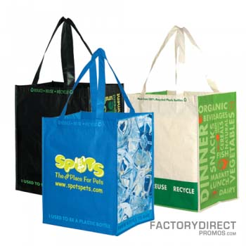 How Do Recycled Grocery Bags Improve the Customer Experience