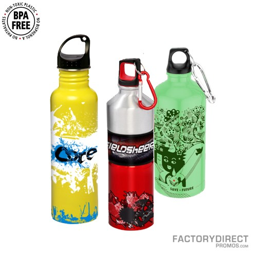 4 Reasons Why Reusable Water Bottles Are a Wise Marketing Investment