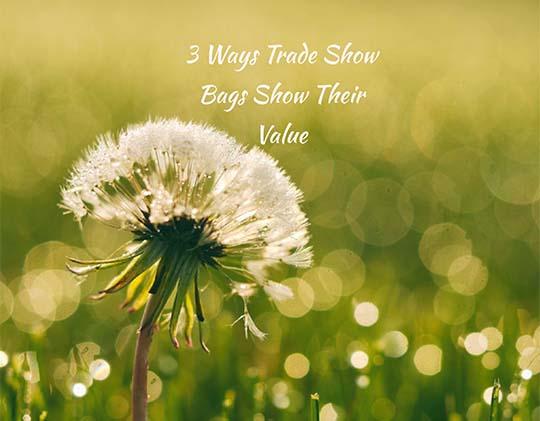 3 Ways Trade Show Bags Show Their Value