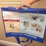 Reusable Recycling Bags Make Recycling Easy