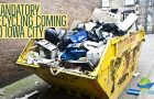 Iowa City to Implement Apartment Recycling by End of 2018