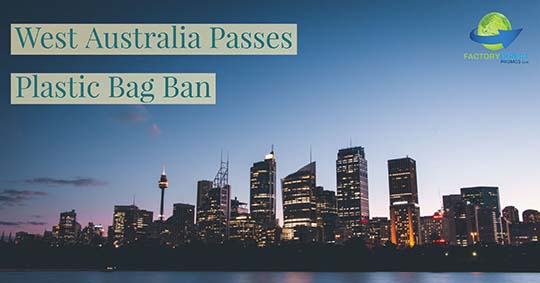 West Australia Set to Join Australia's Existing Plastic Bag Bans