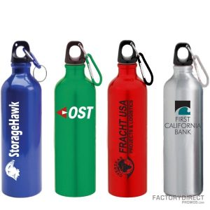 Eco Aluminum Bottles