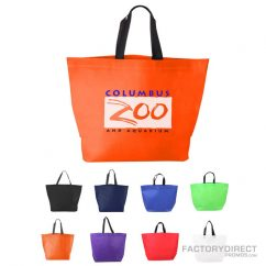 Economy Shopper - Assorted Color Bags